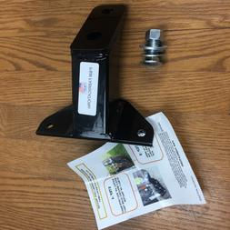 Universal Lawn Garden Tractor Hitch Receiver Tow Trailer NEW