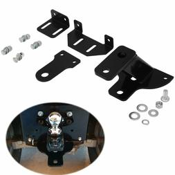 Universal Lawn Tractor Hitch 3-Way Garden Trailer Hitch with