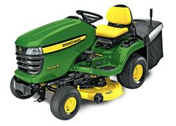John Deere X300R X305R Select Series Lawn Tractor Technical